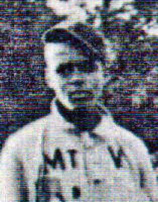Gus Goins, Mount Vernon Giants, ca. 1930