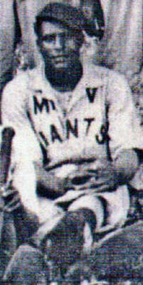 "James ""Rags"" Smith, Mount Vernon Giants, ca. 1930"