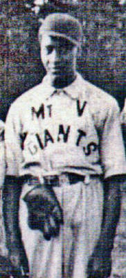 Samuel Payne, Mount Vernon Giants, ca. 1930
