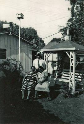 Aunt Etta Ralls Mayo and Walter Mayo