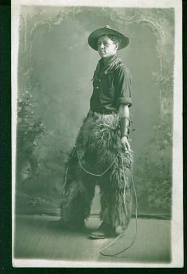 Bill Ralls ca. 1900