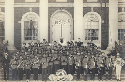 MVHS Marching Band 1938