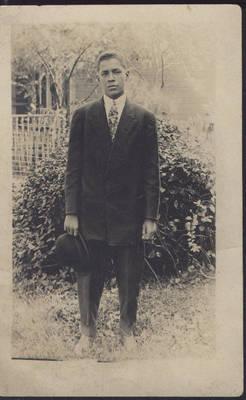 Chris Anderson ca. 1920