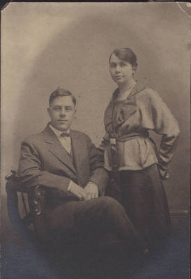 Elizabeth and Raymond Borden
