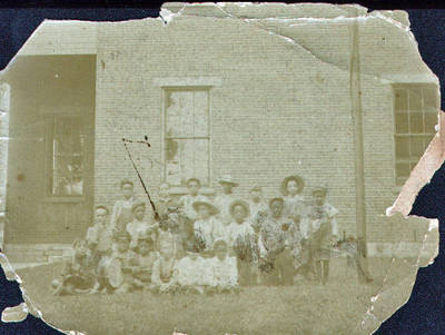 Unidentified School ca. 1900
