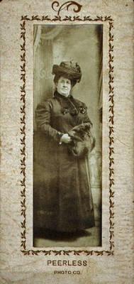 Aunt Hattie ca. 1900