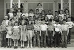 Joseph Booker class photo ca. 1950s