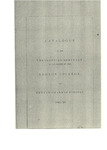 Catalogue of the Theological Seminary of the Diocese of Ohio, Kenyon College, and Kenyon Grammar Schools. 1845-1846
