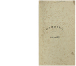 Gambier 1869-1870