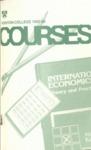 Kenyon College Courses 1982-1983
