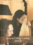 Kenyon College Catalog 2009-2010