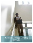 Kenyon College Catalog 2011-2012