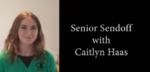 Kenyon Athletics Senior Sendoff - Caitlyn Haas by Caitlyn Haas
