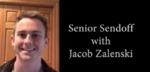 Kenyon Athletics Senior Sendoff - Jacob Zalenski by Jacob Zalenski