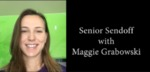 Kenyon Athletics Senior Sendoff - Maggie Grabowski