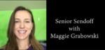 Kenyon Athletics Senior Sendoff - Maggie Grabowski by Maggie Grabowski