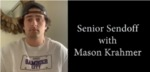Kenyon Athletics Senior Sendoff - Mason Krahmer