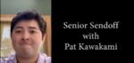Kenyon Athletics Senior Sendoff - Pat Kawakami by Pat Kawakami