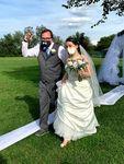 Quarantine Wedding by Alex Alderman