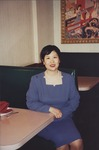 Owner Jean Wang at her restaurant, Hunan Garden, in Mount Vernon.