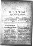 EL IRIS DE PAZ 7 de diciembre de 1901