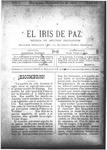 EL IRIS DE PAZ 14 de diciembre de 1901