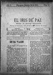 EL IRIS DE PAZ 26 de octubre de 1901