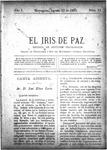 EL IRIS DE PAZ 17 de agosto de 1901