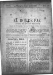 EL IRIS DE PAZ 22 de junio de 1901