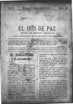 EL IRIS DE PAZ 15 de junio de 1901