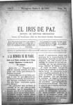EL IRIS DE PAZ 1 de junio de 1901
