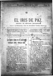 EL IRIS DE PAZ 25 de mayo de 1901