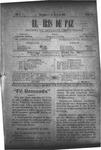 EL IRIS DE PAZ 4 de mayo de 1901