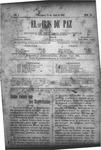 EL IRIS DE PAZ 27 de abril de 1901