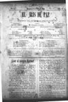 EL IRIS DE PAZ 6 de abril de 1901