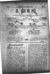 EL IRIS DE PAZ 30 de marzo de 1901
