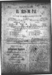 EL IRIS DE PAZ 16 de marzo de 1901