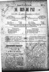 EL IRIS DE PAZ 28 de febrero de 1901