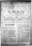 EL IRIS DE PAZ 1 de febrero de 1902