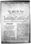 EL IRIS DE PAZ 8 de febrero de 1902