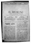 EL IRIS DE PAZ 1 de marzo de 1902