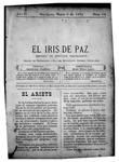 EL IRIS DE PAZ 8 de marzo de 1902