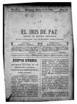 EL IRIS DE PAZ 15 de marzo de 1902