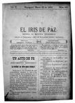 EL IRIS DE PAZ 22 de marzo de 1902