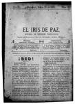 EL IRIS DE PAZ 29 de marzo de 1902