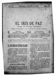 EL IRIS DE PAZ 5 de abril de 1902