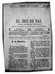 EL IRIS DE PAZ 12 de abril de 1902