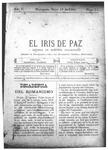 EL IRIS DE PAZ 10 de mayo de 1902