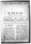 EL IRIS DE PAZ 17 de mayo de 1902