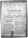 EL IRIS DE PAZ 24 de mayo de 1902